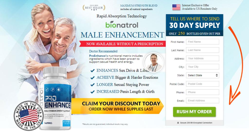 BioNatrol Pro Enhance